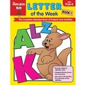The Mailbox Books® Books Letter of The Week Book 1, Grades Pre School - Kindergarten