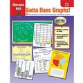 The Mailbox Books® Gotta Have Graphs! Book, Grades 4th - 7th