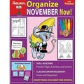 The Mailbox Books® Organize November Now! Monthly Plan Book, Grades Pre School