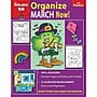 The Mailbox Books® Organize March Now! Monthly Plan