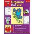The Mailbox Books® Organize May Now! Monthly Plan Book, Grades pre-school
