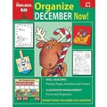 The Mailbox Books® Organize December Now! Monthly Plan Book, Grades Kindergarten - 1st
