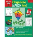 The Mailbox Books® Organize March Now! Monthly Plan Book, Grades Kindergarten - 1st
