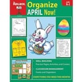 The Mailbox Books® Organize April Now! Monthly Plan Book, Grades Kindergarten - 1st