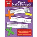The Mailbox Books® Daily Math Prompts Book, Grades 3rd