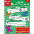 The Mailbox Books® Daily Math Prompts Book, Grades 4th