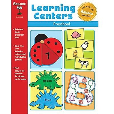 The Mailbox Books® The Best of Mailbox Learning Centers Book, Grades pre-school