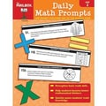 The Mailbox Books® Daily Math Prompts Book, Grades 2nd