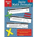 The Mailbox Books® Daily Math Prompts Book, Grades 5th