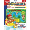 The Mailbox Books® Math Mix and Match Game Book, Grades 2nd