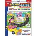 The Mailbox Books® Math Mix and Match Game Book, Grades 3rd