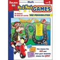 The Mailbox Books® Math Mix and Match Game Book, Grades 5th