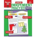 The Mailbox Books® Super Simple Independent Practice Math Book, Grades 4th - 6th