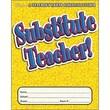 Teacher's Friend® Substitute Teacher Essentials Folder