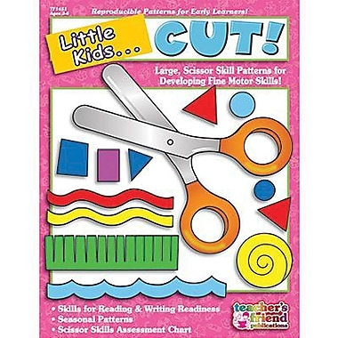 Teacher's Friend® Little Kids Cut Book