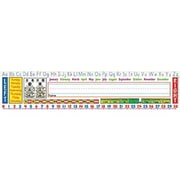 Teacher's Friend® pre-school - 2nd Grades Name Plate, Standard Manuscript School Tool