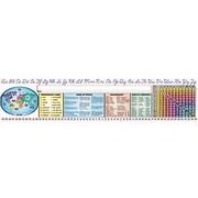 Teacher's Friend® 5th - 6th Grades Name Plate, Intermediate Standard Cursive