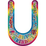 Teacher's Friend® Visors, Happy Birthday