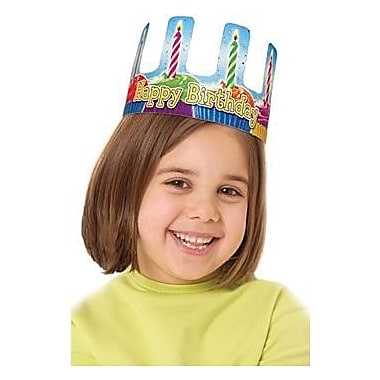 Teacher's Friend® Birthday Cupcake Crown