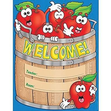 Teacher's Friend® Welcome Basket Chart