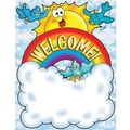 Teacher's Friend® Welcome Rainbow Chart