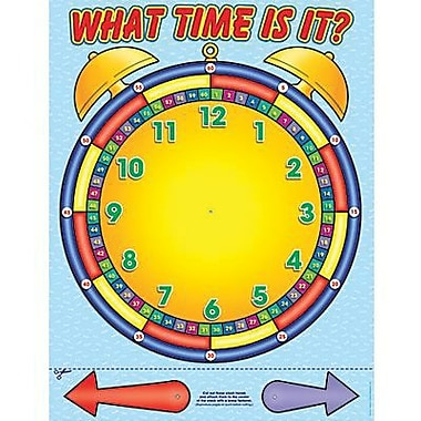 Teacher's Friend® Alarm Clock Chart