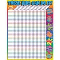 Teacher's Friend® Incentive Chart, Super Words