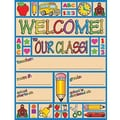 Teacher's Friend® Country School Time Welcome Chart