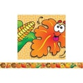 Teacher's Friend® pre-kindergarten - 3rd Grades Bulletin Board Border With Corners, Autumn Harvest