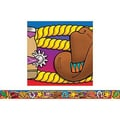 Teacher's Friend® Pre Kindergarten - 3rd Grades Bulletin Board Border With Corners, Western Round Up