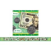 Teacher's Friend® Pre-kindergarten - 2nd Grades Bulletin Board Border With Corners, Money