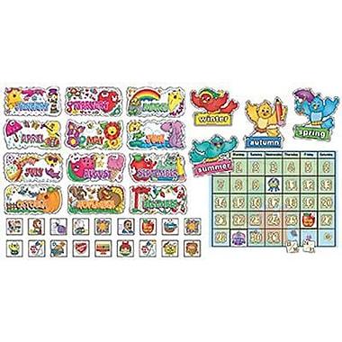 Teacher's Friend® Bulletin Board Set, All Season Calendar