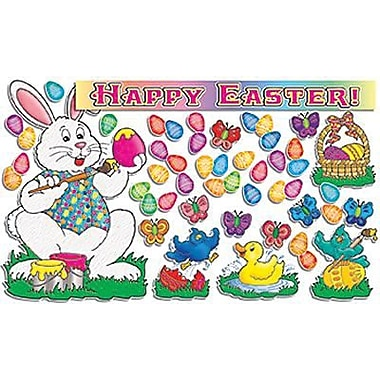 Teacher's Friend® Bulletin Board Set, Happy Easter