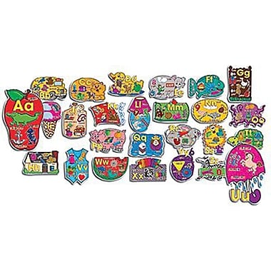 Teacher's Friend® Bulletin Board Set, Big Shapes Alphabet