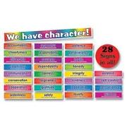 Teacher's Friend® Bulletin Board Set, Character Signs