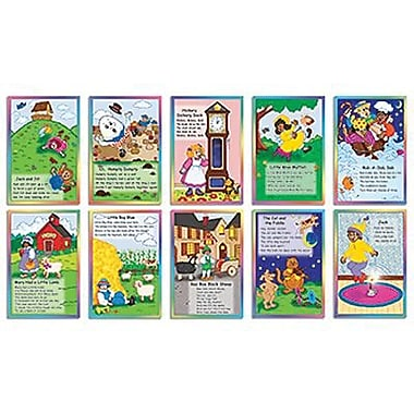 Teacher's Friend® Bulletin Board Set, Nursery Rhymes Posters