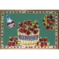 Teacher's Friend® Bulletin Board Set, Giant Apple Basket