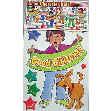Teacher's Friend® Bulletin Board Set, Good Character Kid's