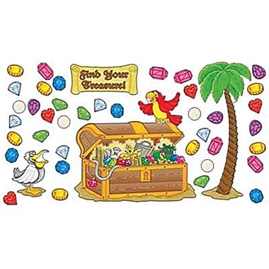 Teacher's Friend® Bulletin Board Set, Treasure Hunt