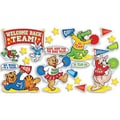 Teacher's Friend® Bulletin Board Set, Welcome Back Team