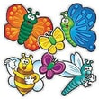 Teacher's Friend® Accent Punch-Outs, Bees, Bugs and Butterflies