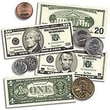 Teacher's Friend® Accent Punch-Outs, U.S. Coins and Bills