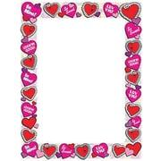 "Teacher's Friend® 11"" x 8 1/2"" Printer Paper, Valentines"