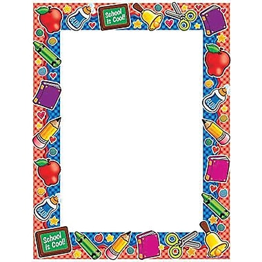 Teacher's Friend® 11in. x 8 1/2in. Printer Paper, School Tools Gingham