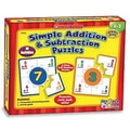Teacher's Friend® Scholastic Learning Puzzles, Simple Addition and Subtraction