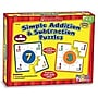 Teacher's Friend® Scholastic Learning Puzzles, Simple Addition