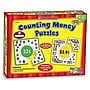 Teacher's Friend Counting Money Learning Puzzles, Grades Pre