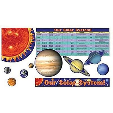 Teacher's Friend® Bulletin Board Set, Our Solar System