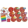 Teacher's Friend® Bulletin Board Set, Pizza Fractions