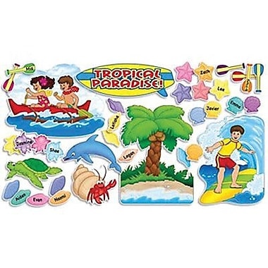 Teacher's Friend® Bulletin Board Set, Tropical Paradise